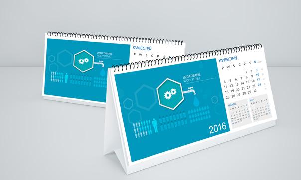 Schreibtisch Kalender